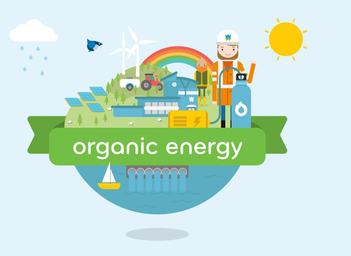Welsh Water Organic Energy Education